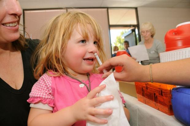 Kanada: sprej do nosa zamiast szczepionki przeciw grypie