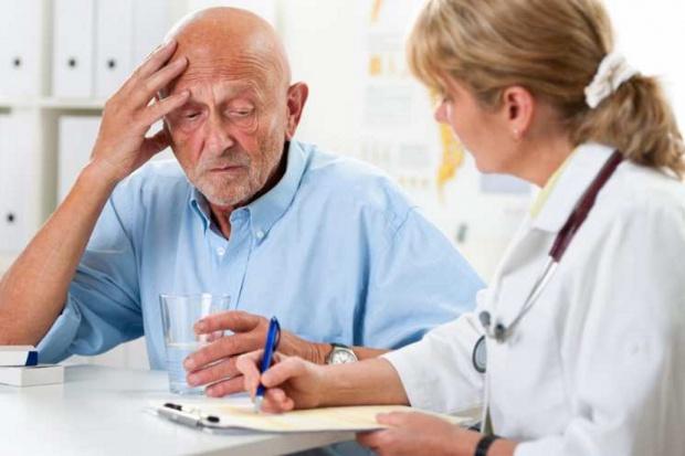 Gliwice: pacjent za stary na leczenie?