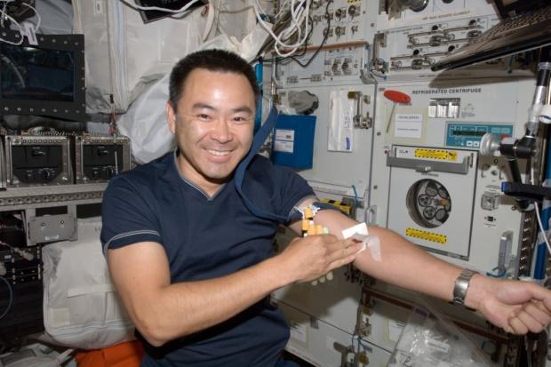 NASA: leki dopuszczone do obrotu w kosmosie