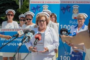 Lucyna Dargiewicz: za mało pieniędzy na szkolenie