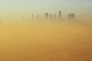Smog jak w ... uzdrowisku