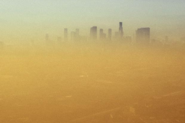 Pekiński program działa, zanieczyszczenie powietrza spada