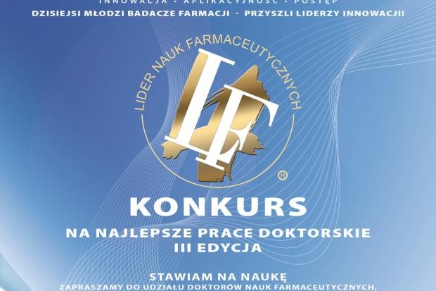 Rusza III edycja konkursu Lider Nauk Farmaceutycznych