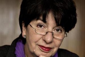 Prof. Małgorzata Kozłowska-Wojciechowska w finale konkursu Popularyzator Nauki 2015