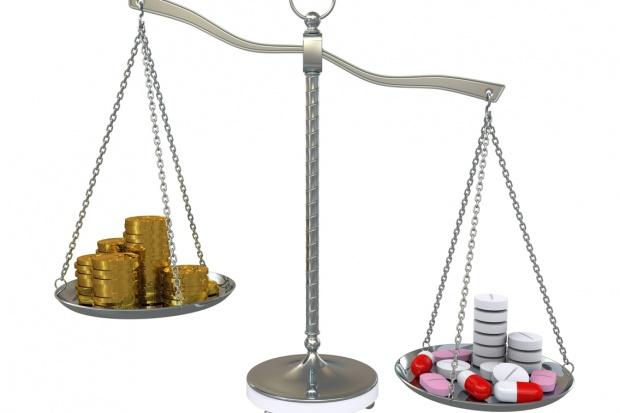 GUS: spada sprzedaż wyrobów farmaceutycznych