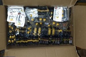 CBŚ: zatrzymano handlarza nielegalnymi lekami