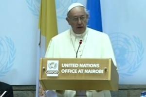 Papież Franciszek w ONZ o dostępie do leków