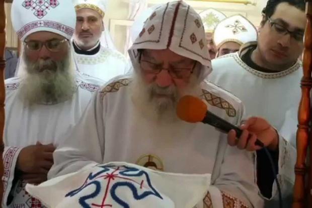 Papież Koptów na pogrzebie prawosławnego arcybiskupa i farmaceuty