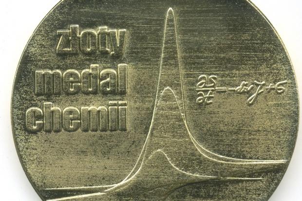 Złoty Medal Chemii za katalizator do produkcji leków