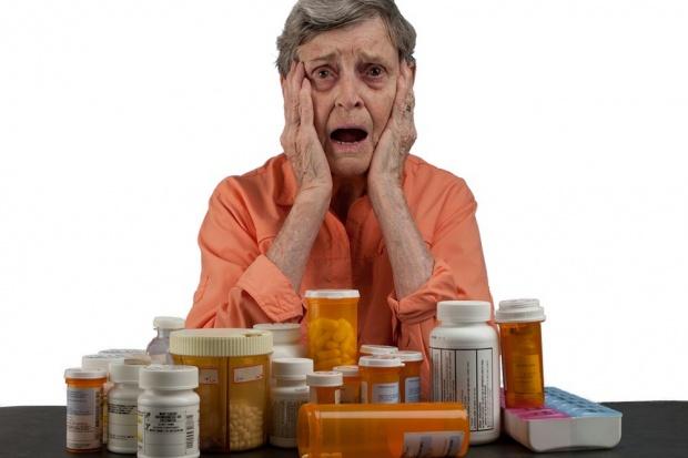 Błędne przyjmowanie leków może doprowadzić do uszczerbku na zdrowiu