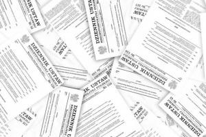 MZ opublikowało rozporządzenie w sprawie przetwarzania dokumentacji medycznej
