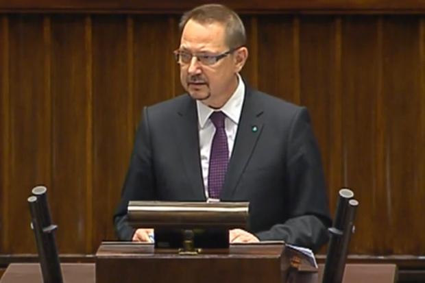Posłowie za dalszym procedowaniem projektu ustawy refundacyjnej