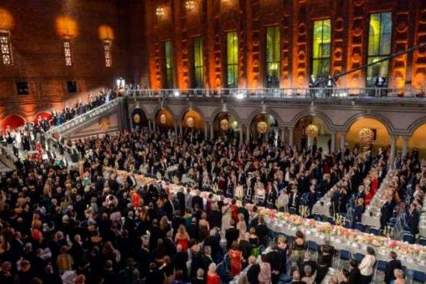 Sztokholm: nobliści odebrali nagrody