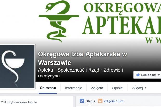 Warszawska OIA oficjalnie na Facebooku