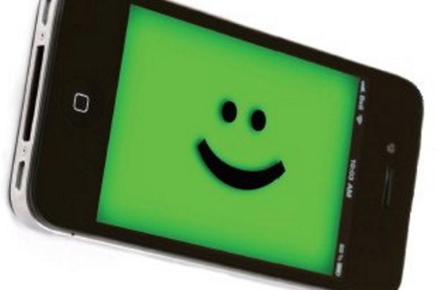 Smartfon może pomóc w leczeniu depresji