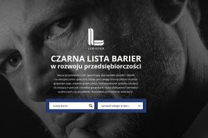 Lewiatan: Czarna Lista Barier serwisem online