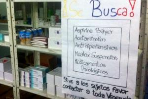 Wenezuela: produkują leki na eksport, mieszkańcy nie mają do nich dostepu