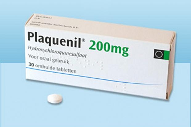 Plaquenil: zgoda na czasowe wprowadzenie do obrotu