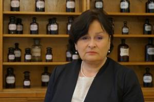 Alina Górecka: apteka nie jest sklepem