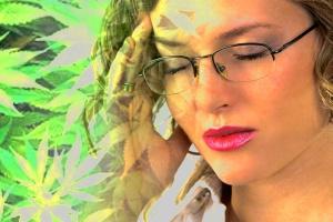 Marihuana leczy także migreny