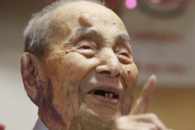 Recepta na długowieczność: nieprzemęczanie się i radość