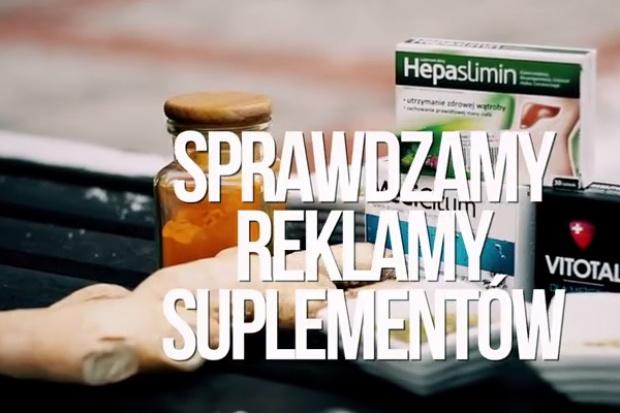Suplement - remedium na wszystko?