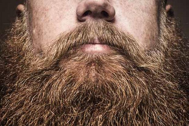 Ludzkie brody produkują... antybiotyki