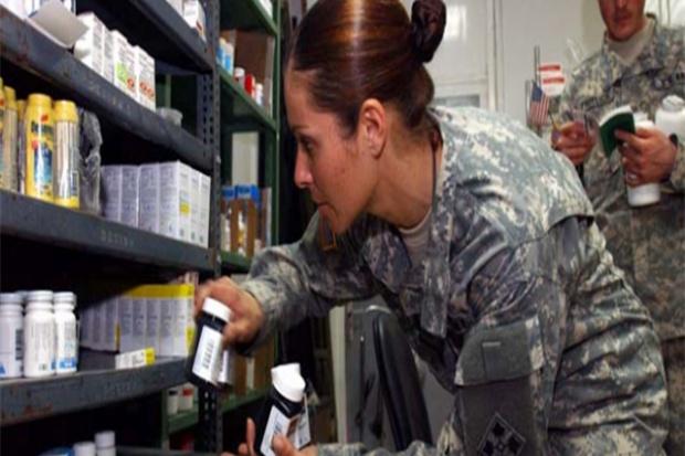 Farmaceutki też będą kwalifikowane do wojska