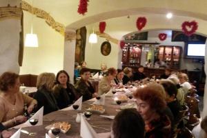 Walentynkowy wieczór seniorów farmacji w Krakowie