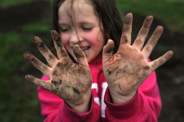 Nadmierne dbanie o czystość też może być szkodliwe