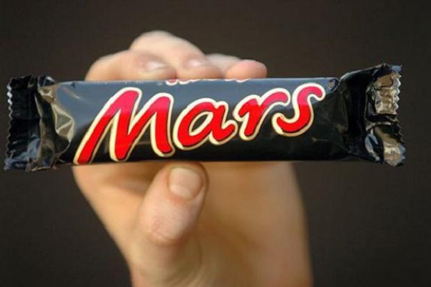 Mars wycofuje batoniki z powodu zanieczyszczeń