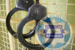 Suwałki: 32-latek zatrzymany za włamanie do apteki