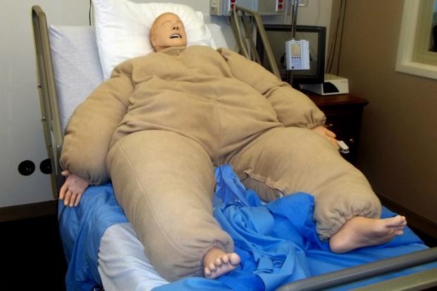 Ważyła 500 kg. Schudła o 300 kg...