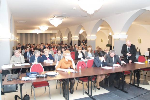 Sprawozdawczo w Krakowie