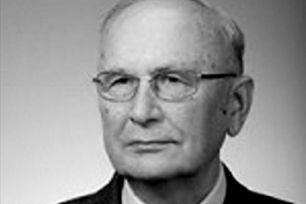 Odszedł prof. Aleksander Kubis, nestor polskiej farmacji