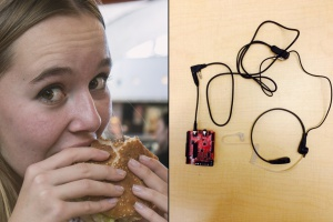 Chiny: naszyjnik usłyszy twoje... kalorie
