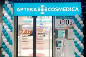 50. apteka sieci Cosmedica