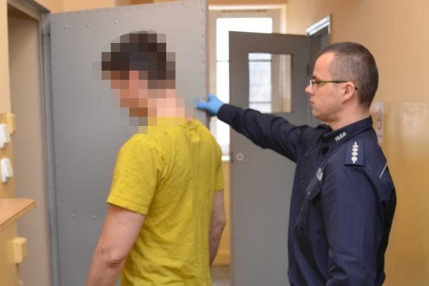 Kościerzyna: sprawca kradzieży z apteki zatrzymany