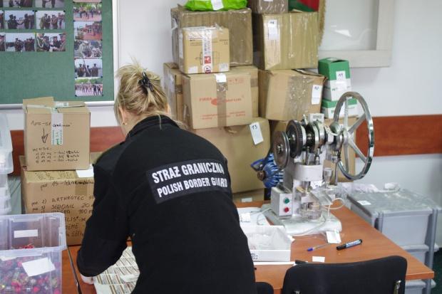 Nielegalna fabryka leków pod Kołobrzegiem została zlikwidowana