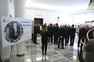 """Senat: wystawa """"Leopold Skulski – farmaceuta i mąż stanu"""""""
