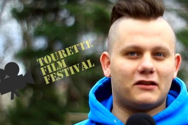 Nagraj film o zespole Tourette'a