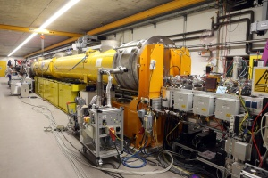 European XFEL - laser do produkcji leków