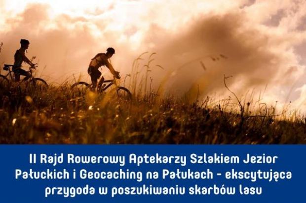 Na rowerach przez Jeziora Pałuckie