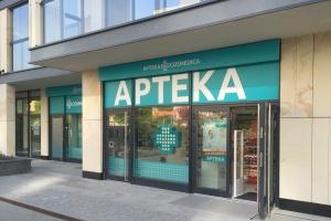 Warszawa: kolejna apteka sieci Cosmedica