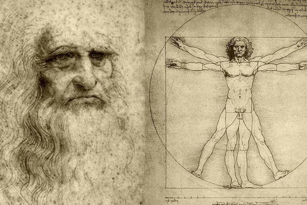 Jaki był stan zdrowia Leonarda da Vinci? Naukowcy zbadają jego DNA