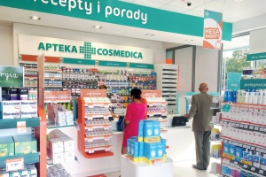 Cosmedica otwiera aptekę w Łowiczu
