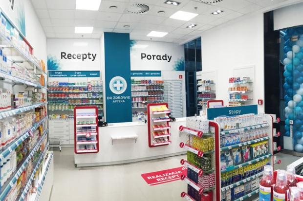 Warszawa: kolejna apteka DR ZDROWIE