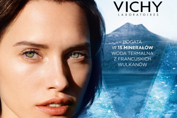 Vichy zapowiada nowe pozycjonowanie marki kosmetycznej