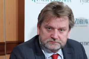 Jarosław Pinkas Głównym Inspektorem Sanitarnym