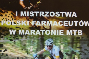 Maraton MTB farmaceutów